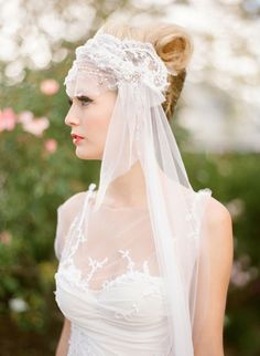 Coastal Style Mobile Hairdressing - Wedding Inspiration From Gatsby to Bohemian at Spicers Clovelly Estate captured by Jodi McDonald Bridal Veils And Headpieces, Wedding Veils, Wedding Dresses, Fascinators, Wedding Attire, Veil Hairstyles, Wedding Hairstyles With Veil, Bridal Hairstyles, Bridal Lace