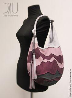 УЛЕЙ . - брусничный,Красивая сумка,авторская сумка,необычная сумка,подарок женщине