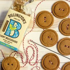 The ultimate gingerbread recipe, 5 ways. From adorable threaded buttons, to the classic gingerbread men, there's no limit to what you can create with Billington's Ulitimate Gingerbread Dough! Check out the full recipe and video here: https://www.bakingmad.com/ultimate-gingerbread-recipe/