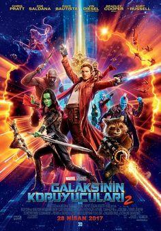 Galaksinin Koruyuculari 2 - Guardians of the Galaxy Vol. 2 ( 2017 )