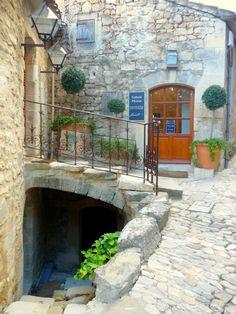 Village de Lacoste, Luberon, Provence