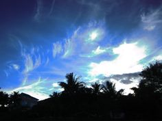 Sky in Taitung County
