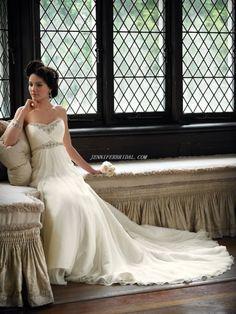 Mon Cheri Rhiannon Size 8 Wedding Dress – OnceWed.com