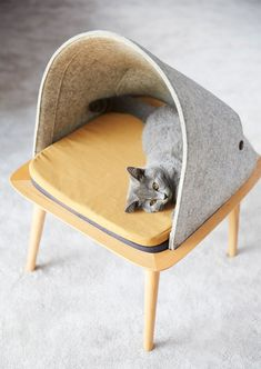 Meyou designs Stylish Cat Beds — urdesignmag