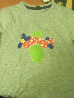Camiseta avion