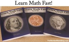 Learn Math Fast! My new favorite math supplemental program!