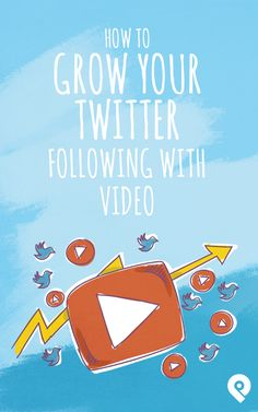 Do you want more followers on Twitter? Sure you do! Learn how you can use Twitter video to attract the right followers and grow your business following.