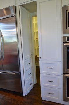 Unique Pantry Door Ideas