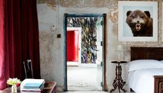 Farmhouse at Hauser & Wirth Somerset, UK