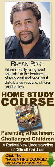 Attachment Disorder Parenting Course