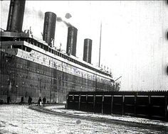 The Titanic in Belfast