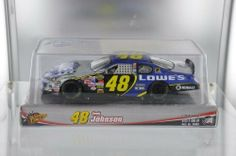 Jimmie Johnson #48 Lowes Monte Carlo 1/24 Scale Winners Circle 2006 Edition (This was year he won 1st Championship...Primary Paint Scheme) by Winners Circle. $21.60. Hood and Trunk DO NOT open. Jimmie Johnson #48 Lowes Monte Carlo 1/24 Scale Winners Circle 2006 Edition (This was year he won 1st Championship...Primary Paint Scheme). Jimmie Johnson #48 Lowes Monte Carlo 1/24 Scale Winners Circle 2006 Edition (This was year he won 1st Championship...Primary Paint Scheme)