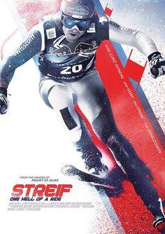 Streif - one hell of a ride on behance sport creative poster design, sports Creative Poster Design, Creative Posters, Poster Designs, Gfx Design, Design Lab, Poster Series, New Poster, Sports Graphic Design, Sport Design