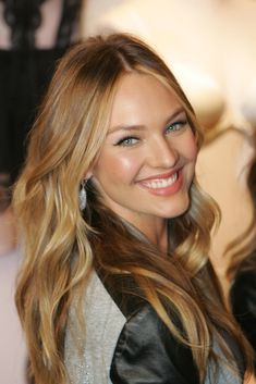 Candice Swanepoel attend 2012 Victoria's Secret Angel Holiday Celebration during the reopening of NYC's flagship Herald Square store