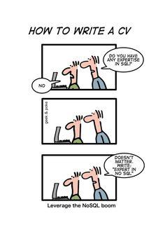 how to write data analysis