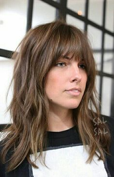 Image result for water shag hair