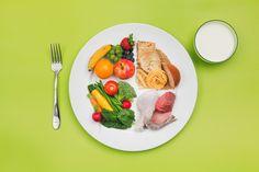 El método del plato o cómo adelgazar sin pesar la comida