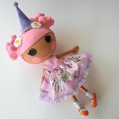 they would love this outfit for their doll!