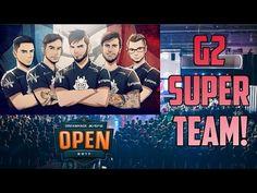 CS:GO - G2 Strikes at France [DreamHack ASTRO Open Tours 2017]