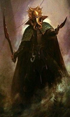 underground fantasy for your pleasure Dark Fantasy, Fantasy Battle, Fantasy Warrior, Fantasy Rpg, Medieval Fantasy, Fantasy Artwork, Warhammer Fantasy, Warhammer Dark Elves, O Kraken