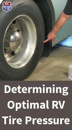 In this free video lesson, RV expert Dave Solberg teaches you the best way to find out what RV tire pressure your vehicle needs for optimal performance. Camping Club, Camping Resort, Diy Camping, Camping Gear, Camping Hacks, Rv Hacks, Camping Guide, Camping Outdoors, Camping Essentials