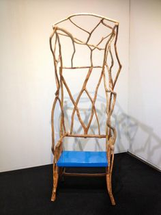 Wild Bodged Chairs By Valentina González Wohlers – Designalmic