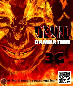 Devil Damnation 3g Räuchermischung