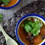 Suppe Søndag: Spicy linsesuppe med sprød chorizo