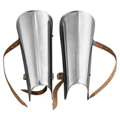Medieval Greaves Leg Armor