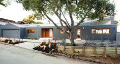 zeitgeist design mid century ranch house in san francisco bay - designboom | architecture
