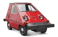 Design Disasters: The Ugliest Cars of the Last Five Decades: 1979 Commuta-Car
