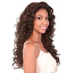 Motown Synthetic Lace Front Wig L Lucy
