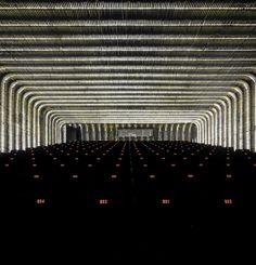 Cinema Center in Matadero de Legazpi, Madrid
