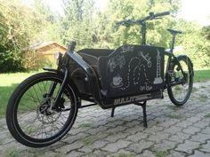 Cargo bike: Bullitt from Copenhagen