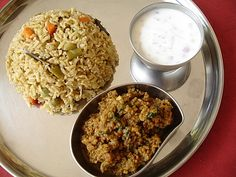 Brown Rice Pulao Rec