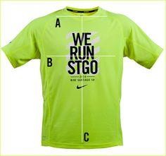 We Run Santiago