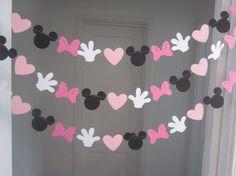 Resultado de imagen para cumpleaños de minnie mouse decoracion
