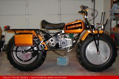 83 Rokon Trailbreaker...cool