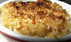 Receita de cocada low carb – São apenas 3 ingredientes, que você pode preparar em porções pequenas ou em pequenos potes para sobremesa.