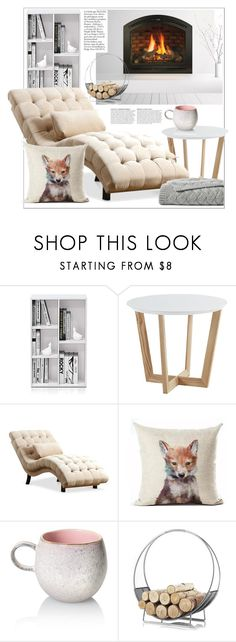 """Be honest with yourself"" by natalyapril1976 on Polyvore featuring GAS Jeans, Anja, Crate and Barrel and Lands' End"