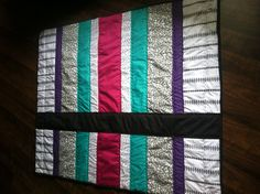 Simple Quilt for a Friend