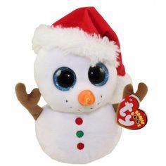 TY Beanie Boos Scoop the Snowman