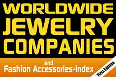 namchaithailand: send you Worldwide Jewelry Companies ebook for $5, on fiverr.com