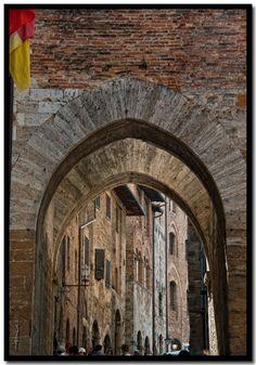 San Giminiano  Toscana Italy