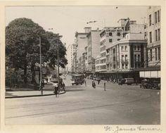 St James Corner,Sydney in 1935.A♥W