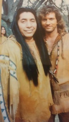 Michael Edmonds (guestrole) and Joe Lando (Sully) Cheyenne Tribe, Joe Lando, Dr Quinn, Jane Seymour, Sully, The Smoke, Colorado Springs, Medicine, Woman
