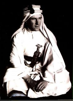 T E Lawrence, lawrence of arabia