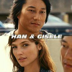 Han & Gisele