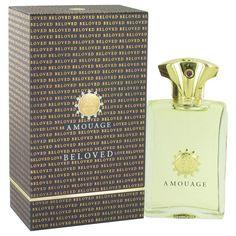Amouage Beloved by Amouage Eau De Parfum Spray 3.4 oz