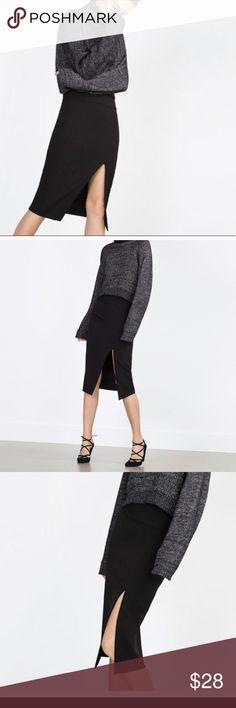 Zara tube skirt size XS, S Zara skirt size XS, S. The fabric is stretchy, comfortable to wear. Zara Skirts Midi